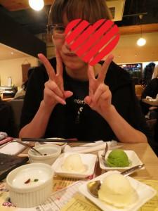 お寿司デザート